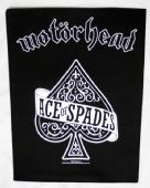 Motorhead - 'Ace of Spades' Giant Backpatch